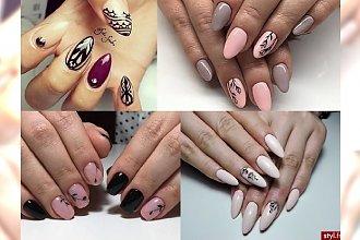OTO HIT JESIENI! Nude manicure w najlepszych odsłonach - 33 ekstra pomysły na cielisty mani!