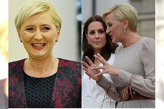 Dorota Wróblewska krytykuje fryzurę Agaty Dudy: Postarza ją o 8 lat