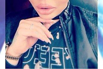 """""""Sobowtór"""" Kim Kardashian walczy o jeszcze większe podobieństwo do swojej idolki. Ta twarz nie da wam dzisiaj zasnąć!"""
