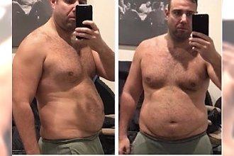 Spora nadwaga i niechlujny wygląd - umówiłybyście się z nim? Zaręczamy, że dziś tak. Ten facet to po prostu MISTRZ!