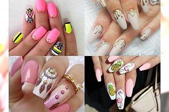 Nietuzinkowe inspiracje na stylizację paznokci do wypróbowania jeszcze tego lata