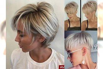 Krótkie cięcia w mega nowoczesnej i stylowej odsłonie - te fryzurki to prawdziwy HIT!