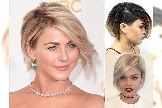 Zachwycające fryzurki dla włosów w pół szyi! Przegląd kobiecych cięć 2017!