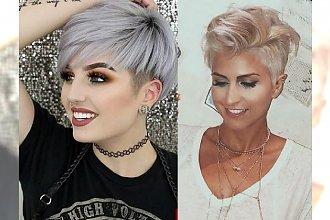 Krótkie fryzury, jak z pierwszych stron gazet! Galeria trendów 2017!