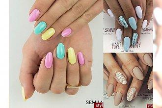 Manicure, który będziesz chciała mieć na swoich paznokciach! NAJNOWSZE TRENDY 2017!