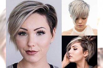 Modne cięcia dla krótkich włosów! Genialne fryzurki 2017!