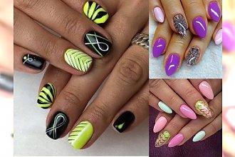 TOP 17 ślicznych inspiracji manicure - wybierz swojego faworyta 2017!