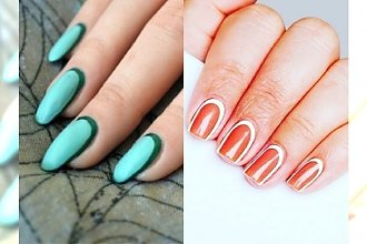 Nowy trend: konturowanie paznokci - patent na to, by optycznie je wydłużyć!