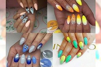 Manicure, który będziesz chciała mieć na swoich paznokciach! Ekstra kobiece i stylowe inspiracje 2017!