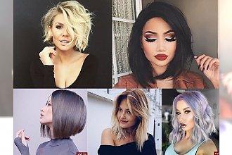 Dziewczęce cięcia dla włosów średniej długości - fryzjerskie trendy 2017/2018!