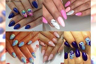 Manicure, który będziesz chciała mieć na swoich paznokciach! Śliczne i kobiece inspiracje!