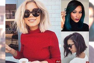 Półdługie fryzurki, którym ciężko się oprzeć! Odkryj najnowsze fryzjerskie trendy!