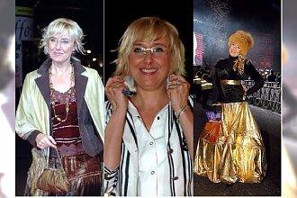 Agata Młynarska o swoim starym stylu: Co za masakra! Byłam królową Cyganów!