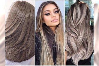 """Mysie blondy i popiele - """"naturalne"""" kolory włosów są supermodne!"""