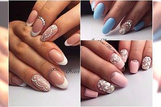 Koronki na paznokciach - elegancki manicure nie może się bez nich obejść!