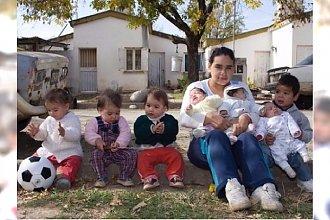 Ta młoda Argentynka jest już mamą siedmiorga dzieci. Nie uwierzycie, ile ma lat!