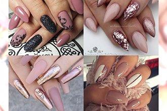 MAUVE NAILS - najpiękniejsze inspiracje manicure w cudownym, nietuzinkowym kolorze