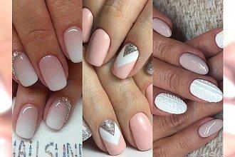 Śliczne inspiracje na manicure w subtelnych odcieniach - czarujące nowości z sieci!