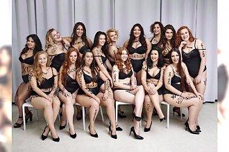 """""""Supermodelka Plus Size"""": Uczestniczki pozowały w bieliźnie na ulicy. """"Świnia, maciora, śmieć, godzilla"""""""