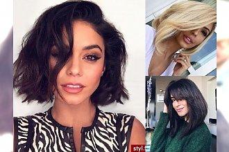 15 półdługich fryzur, w których się zakochasz! Postaw na ożywczy, nowoczesny look!