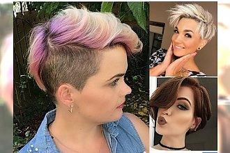 18 modnych fryzur dla krótkich włosów - odkryj te charyzmatyczne perełki!