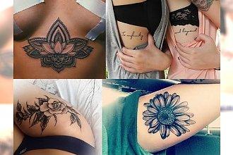 Tatuaże, jak z najlepszych salonów! Wybierz stylowy motyw, od którego nie można oderwać wzroku!