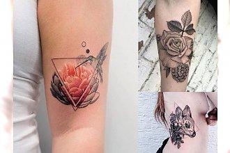 15 tatuaży dla charyzmatycznych kobiet! GALERIA TRENDÓW!