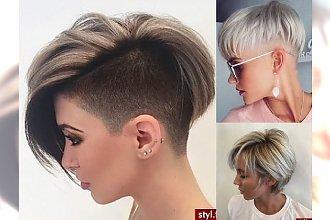 Mega modne fryzury dla krótkich włosów - HOT INSPIRACJE!