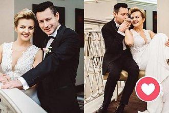 """""""Ślub od pierwszego wejrzenia"""": Tej parze SIĘ UDAŁO? To zdjęcie Marcina i Agnieszki mówi samo z siebie!"""