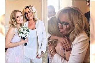 """Córka Agaty Młynarskiej wyszła za mąż. """"Moja mała córeczka jest już żoną!"""""""