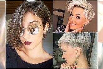 Modne krótkie fryzury damskie - w tych cięciach można się zakochać!