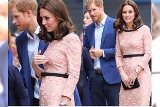 Wiadomo, kiedy urodzi księżna Kate! Widać po brzuszku, że to już ten miesiąc?