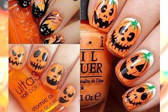 Manicure na Halloween 2017: DYNIOWY manicure! Zobacz najlepsze propozycje