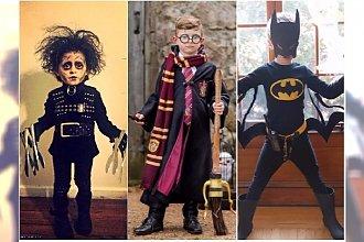 Stroje Halloween dla chłopców. Świetne pomysły na kostium dla twojego syna!