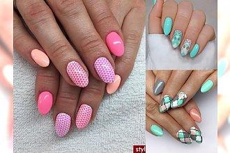 TOP 15 inspiracji na manicure, który sprawdzi się w każdej sytuacji - GALERIA TRENDÓW!
