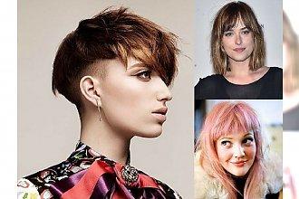 Inspiracje na fryzury z grzywką dla włosów różnej długości