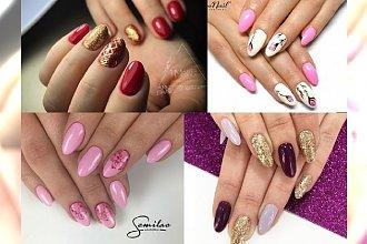 TOP 17 inspiracji na uwodzicielski manicure! Ciężko mu się oprzeć!