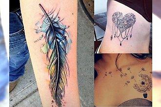 Trendy kobiecego tatuażu: najbardziej stylowe inspiracje, które zawsze będą na czasie