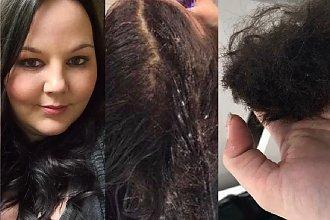 Przez PÓŁ ROKU nie myła i nie czesała włosów! Co się stało, gdy trafiła do fryzjera?