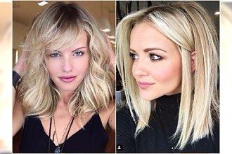 Modne fryzury średnie - eleganckie cięcia, modna koloryzacja. 30 propozycji prosto z salonu!