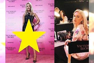 """Maffashion chwali się zdjęciami z pokazu Victoria's Secret. Fani komentują jej nienaturalnie długie nogi. Mocny retusz czy """"kwestia perspektywy""""?"""