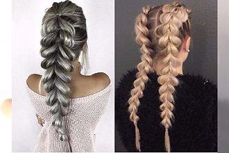 Pull through braid czyli warkocz oszukany. Jak zrobić tę najmodniejszą fryzurę roku?