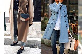 Jak stylowo nosić płaszcz? Najlepsze stylizacje, za którymi przepadamy