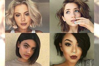 Krótkie fryzurki doskonałe dla kobiet, które chcą wyglądać młodziej - inspiracje perełki