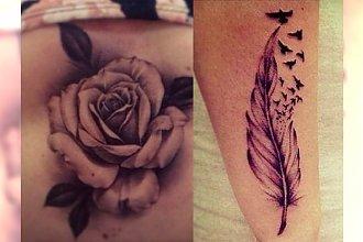 18 nowych propozycji na tatuaże, które dodają uroku – modne inspiracje dla dziewczyn