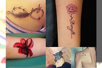 Galeria różnorodnego tatuażu dla kobiet - przeglądamy najnowsze trendy