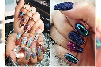 W karnawale możesz błyszczeć! Metaliczny manicure to to, czego potrzebujesz!