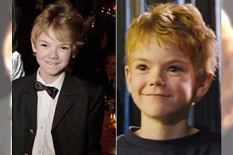 """Thomas Sangster w """"To właśnie miłość"""" grał uroczego chłopca. Dziś ma 27 lat! Zobaczcie, jak wygląda"""