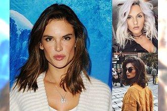 Modne cięcia dla włosów średniej długości - trendy, którym ciężko się oprzeć