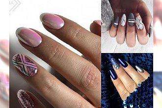 Ekstra pomysły na manicure, który sprawdzi się w tym sezonie - galeria